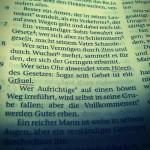 Beten ohne Bibel lesen?