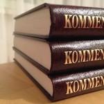 Gute alte Bibelkommentare zum Download
