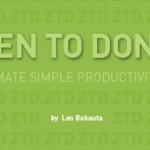 Zen To Done 2014 – beachtliche Statistik