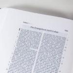 Günstig: CSV Schreibrandbibel um 30 Euro