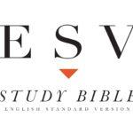 Studienbibeln: ESV Studybible